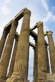 Tempiale dello Zeus, Olympia, Grecia Fotografie Stock Libere da Diritti