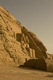 Tempiale di Abi Simbel Fotografie Stock Libere da Diritti
