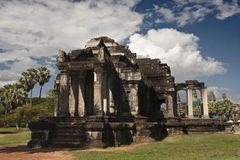 Tempiale di Angkor Fotografia Stock
