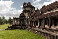 Tempiale di Angkor (Cambogia) Fotografie Stock