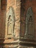 Tempiale di Angkor Wat Fotografia Stock