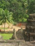 Tempiale di Angkor Wat fotografie stock libere da diritti