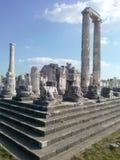 Tempiale di Apollon Immagine Stock