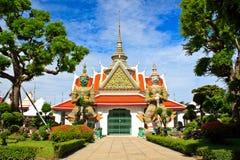 Tempiale di Arun, Tailandia Fotografia Stock Libera da Diritti
