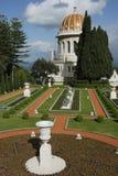 Tempiale di Bahai Fotografia Stock Libera da Diritti