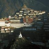 Tempiale di Baiyun Fotografia Stock