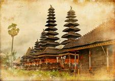 Tempiale di Balinese fotografia stock
