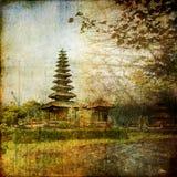 Tempiale di Balinese royalty illustrazione gratis