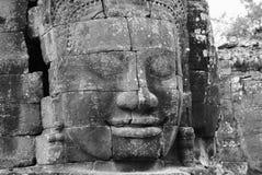 Tempiale di Bayon Fotografia Stock Libera da Diritti