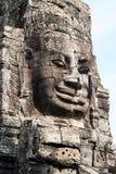 Tempiale di Bayon in Cambogia Immagine Stock Libera da Diritti