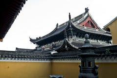 Tempiale di Bodhisattva Immagini Stock Libere da Diritti