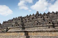 Tempiale di Borobudur - Indonesia Immagini Stock