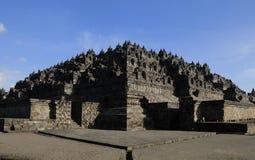 Tempiale di Borobudur a Yogyakarta fotografie stock
