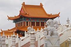Tempiale di Buddhism in Sudafrica Immagini Stock Libere da Diritti