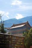 Tempiale di Chong Sheng Fotografie Stock