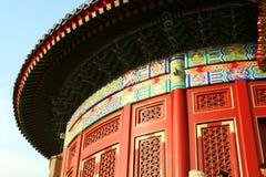 Tempiale di cielo a Pechino Fotografie Stock Libere da Diritti