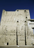 Tempiale di Horus Fotografia Stock
