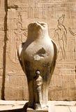 Tempiale di Horus a Edfu Fotografie Stock