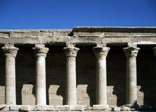 Tempiale di ISIS Fotografie Stock Libere da Diritti