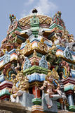 Tempiale di Kapaleeswarar in Chennai Immagine Stock Libera da Diritti