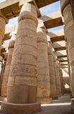 Tempiale di Karnak Immagini Stock