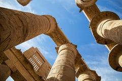 Tempiale di Karnak Fotografia Stock Libera da Diritti