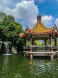 Tempiale di Kek Lok Si fotografia stock