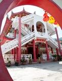 Tempiale di Kek Lok Si Fotografie Stock Libere da Diritti