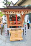 Tempiale di Kiyomizudera a Kyoto Fotografia Stock