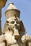 Tempiale di Luxor Immagine Stock Libera da Diritti