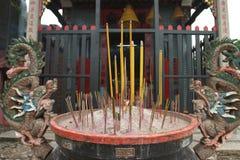 Tempiale di Macau Fotografie Stock Libere da Diritti