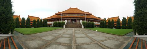 Tempiale di Nan Tien Fotografia Stock