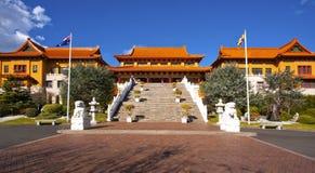 Tempiale di Nan Tien Fotografia Stock Libera da Diritti
