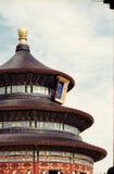 Tempiale di Pechino di cielo Immagine Stock