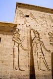 Tempiale di Philae nell'Egitto fotografie stock libere da diritti