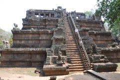 Tempiale di Phimeanakas Fotografia Stock Libera da Diritti
