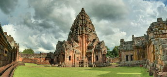 Tempiale di Phra Nakhon Si Ayutthaya Fotografie Stock Libere da Diritti