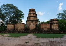 Tempiale di Prasat Kravan Immagini Stock Libere da Diritti