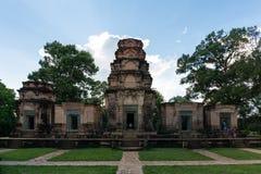 Tempiale di Prasat Kravan Immagini Stock