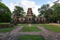 Tempiale di Prasat Kravan Fotografie Stock