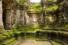 Tempiale di Preah Khan Immagine Stock Libera da Diritti