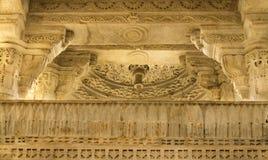 Tempiale di Ranakpur Immagine Stock