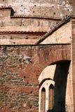 Tempiale di Rodonta in Grecia Immagini Stock