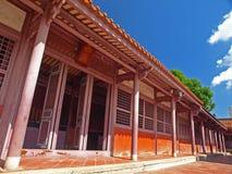 Tempiale di Tainan Confucius Fotografia Stock Libera da Diritti