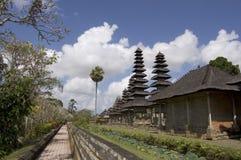 Tempiale di Taman Ayun, Bali Immagine Stock