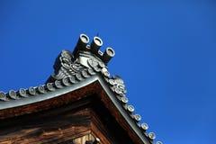 Tempiale di Tenryuji a Kyoto Immagini Stock Libere da Diritti