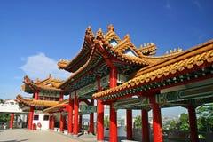 Tempiale di Thean Hou Fotografia Stock