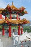 Tempiale di Thean Hou, Kuala Lumpur Fotografia Stock Libera da Diritti