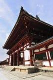 Tempiale di Todai-ji Fotografia Stock Libera da Diritti