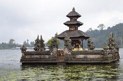 Tempiale di Ulun Danu Fotografie Stock